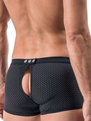 Manstore Opera Pants M551 Underwear Black (Back Cover)