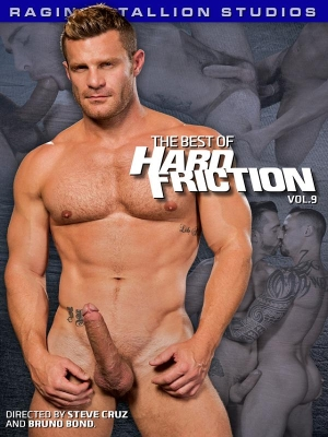The Best of Hard Friction #9 DVD (Front Cover)