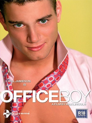 OfficeBoy DVD (Front Cover)