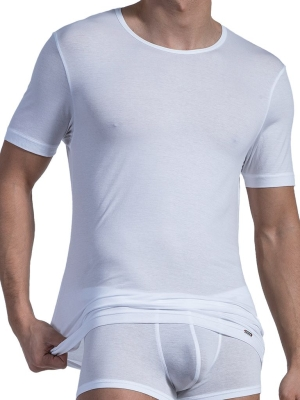 Olaf Benz T-Shirt PEARL1500 White (Front Cover)