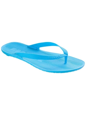 Boombuz Taiga Basic Naked Mens Flips Cyan (Front Cover)