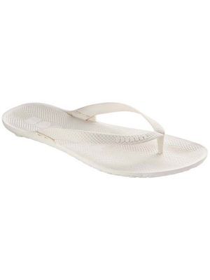 Boombuz Taiga Basic Naked Mens Flips White (Front Cover)