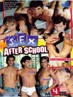 Sex After School 4h DVD