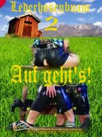 Lederhosenbuam 2 DVD