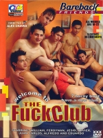 Welcome To The FuckClub DVD