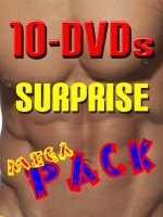 Surprise Mega Pack 10-DVD-Set