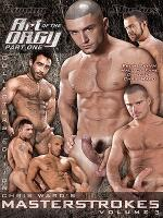 Art of the Orgy 1 (Masterstrokes #3) DVD
