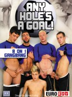 Any Hole is a Goal (Euroboy) DVD