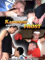 Kameron Frost - Addicted to fuck DVD