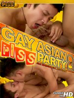 Gay Asian Piss #2 DVD