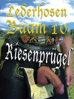 Lederhosenbuam 10 DVD