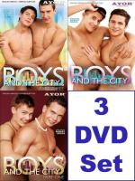 AYOR Super Pack 3 Boys and the City 3-DVD-Set