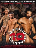 Raging Stallion 10 Pack #1 10-DVD-Set