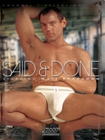 Said and Done DVD