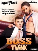 Boss Vs Twink DVD