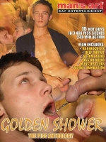 Golden Shower - Piss-Anthology DVD