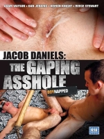 Jacob Daniels: The Gaping Ass Hole DVD