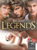 BelAmi Legends (Lukas Ridgeston) DVD