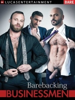 Gentlemen #13: Barebacking Businessmen DVD
