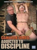 Cameron James: Addicted To Discipline DVD