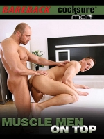Muscle Men On Top DVD