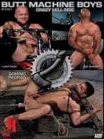 Crazy Hell Ride DVD