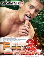Feet And Sperm DVD