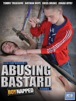 Abusing Bastards #2 DVD
