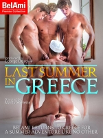 Last Summer In Greece DVD