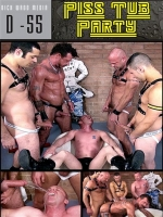 Piss Tub Party (DW55) DVD