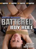 Justin Blaber Battered Boy Hole DVD