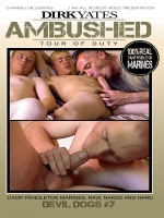 DY Ambushed Devil Dogs #7 DVD