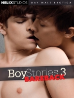 Boy Stories #3 DVD