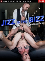 Gentlemen #22: Jizz Is The Bizz DVD