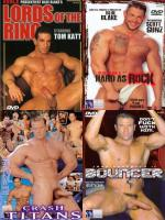 Big Blue Hard Muscles Playing 4-DVD-Set