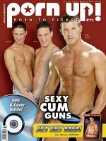 PornUp 72 Magazine + JetSet Encore Collection 3 DVD