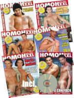 Homoh XXL Magazine Subscription 6 Issues