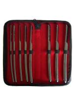 Dilator Set, 8 Pieces (5mm - 12mm)