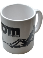 Tom of Finland Reclining Leatherman Coffee Mug