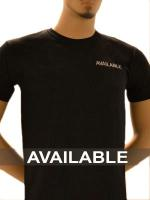 Available T-Shirt Black