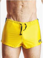 GB2 Jens Athletic Mesh Shorts Yellow/Blue