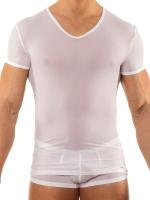 Olaf Benz V-Neck Low RED0965 T-Shirt White