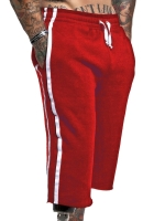 jackadams Raw Edge 3.0 Fleece Pant Red