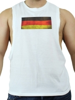 GB2 C Muscle Germany T-Shirt White