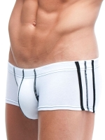 ManView 69 Micro Shorty Boxer Underwear White