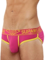 Supawear Supreme Brief Underwear Magenta