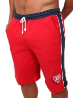 Pistol Pete Goalie Jam Shorts Red