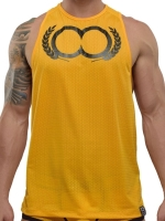 2Eros Olympus Muscle Tank Top Gold