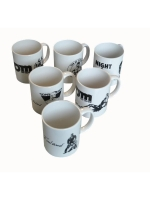 Tom of Finland Coffee Mug 6-Set