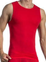 Olaf Benz Tank Top RED0965 Lips